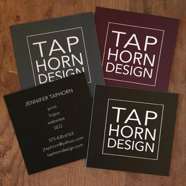 Taphorn Design - Business Cards