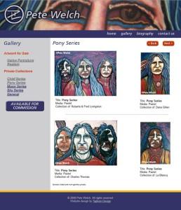 Taphorn Design - website design