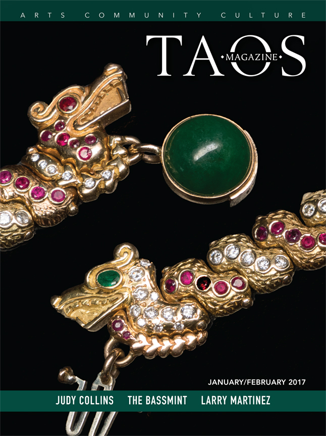 Taos Magazine January/February 2017